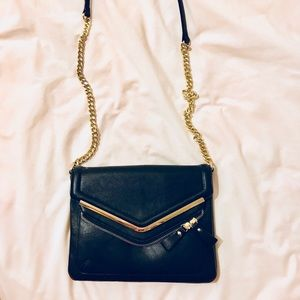 ALDO Black Envelope Purse